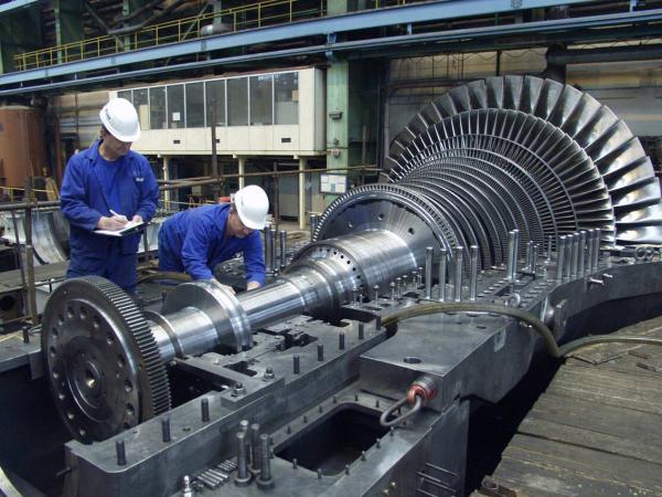 turbine-vapeur